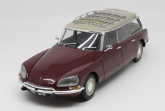 1/18 Norev 1970 Citroen Break 21 Break21 (Red) Diecast Car Model