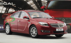 1/18 Buick Regal (Red)