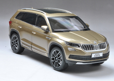 1/18 Dealer Edition Skoda KODIAQ Diecast Car Model