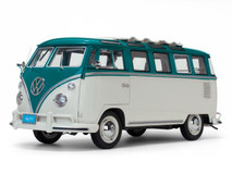 1/12 Sunstar 1962 Volkswagen VW T1 Bus Diecast Car Model