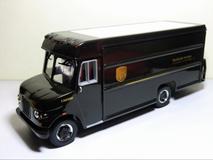 1/28 Dealer Edition US UPS Delivery Truck Diecast Car Model