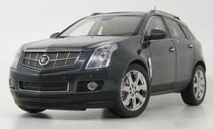 1/18 Kyosho Cadillac SRX (Dark Grey) Diecast Car Model