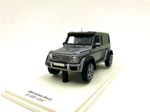 1/43 Spark Mercedes-Benz MB G-Class G-Klasse G550 4x4 (Grey) Diecast Car Model