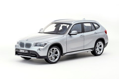 KYOSHO 1/18 BMW X1 E84 (Silver) DIECAST CAR MODEL