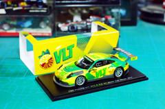 1/43 Spark CBR Porsche 911 GT3 R FIA GT World Cup Macau 2017 Diecast Car Model