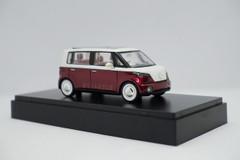 1/43 Dealer Edition Volkswagen VW Bulli Resin Car Model