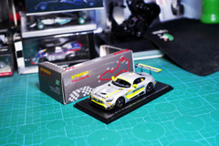 1/43 Spark Mercedes-Benz MB AMG GT3 FIA GT World Cup Winner Edoardo Mortara Macau 2017 Car Model