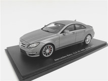 1/43 Spark Mercedes-Benz MB CLS 63 CLS63 AMG (C218) 2012 Car Model