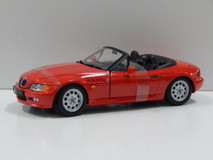 1/18 UT BMW Z3 (Red) Roaster Diecast Car Model
