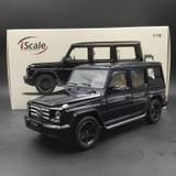 1/18 iScale Mercedes-Benz MB G-Class G-Klasse G500 (Black) Diecast Car Model