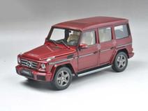 1/18 Dealer Edition Mercedes-Benz MB G-Class G-Klasse G500 (Red) Diecast Car Model