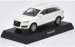 1/64 Kyosho Audi Q7 (White) Diecast Car Model