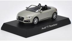 1/64 Kyosho Audi TT Roadster (Grey) Diecast Car Model