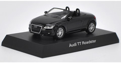 1/64 Kyosho Audi TT Roadster (Black) Diecast Car Model