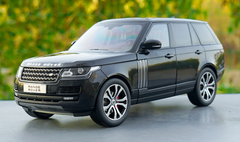 1/18 Dealer Edition 2018 Land Rover Range Rover LCD (Black) Diecast Car Model