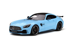 1/18 GT Spirit GTSpirit Mercedes-Benz MB AMG GT R GTR (Blue) Enclosed Car Model
