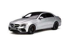 1/18 GT Spirit GTSpirit Mercedes-Benz MB E-Class E-Klasse E63 AMG S (Silver) Enclosed Car Model