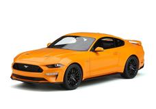 1/18 GT Spirit GTSpirit Ford Mustang GT GT350 GT500 (Orange) Enclosed Car Model Limited 999