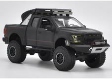 1/24 Maisto Ford F-150 F150 Raptor (Black) Diecast Car Model