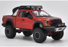 1/24 Maisto Ford F-150 F150 Raptor (Red) Diecast Car Model