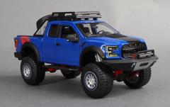 1/24 Maisto Ford F-150 F150 Raptor (Blue) Diecast Car Model