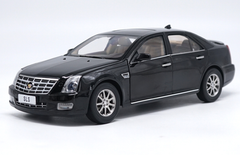 1/18 Dealer Edition Cadillac SLS (Black) Diecast Car Model
