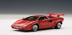 1/43 LAMBORGHINI COUNTACH 5000 S 5000S - RED WITH OPENINGS Diecast Car Model