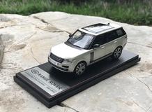 1/43 Dealer Edition Land Rover Range Rover (Light Champagne) Diecast Car Model