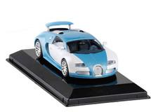 1/43 Dealer Edition Bugatti Veyron 16.4 - 2005 Diecast Car Model