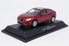 1/43 Dealer Edition Mazda 3 / Axela (Red) Diecast Car Model