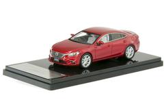 1/43 WIT'S WITS Mazda 6 / Atenza Sedan (Red) Diecast Car Model