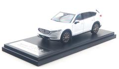 1/43 Hi-Story History Mazda CX-8 CX8 (White) Diecast Car Model