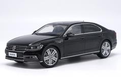 1/18 Dealer Edition Volkswagen VW Phideon (Black) Diecast Car Model