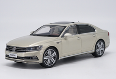 1/18 Dealer Edition Volkswagen VW Phideon (Champagne) Diecast Car Model