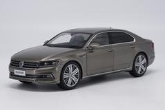 1/18 Dealer Edition Volkswagen VW Phideon (Grey Brown) Diecast Car Model
