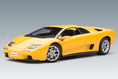 1/18 AUTOart LAMBORGHINI DIABLO 6.0 - YELLOW Diecast Car Model