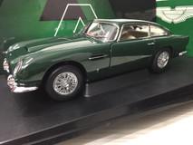 1/18 AUTOart Aston Martin DB5 (Green) Diecast Car Model