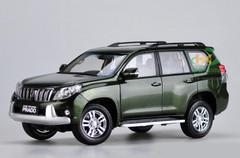 1/18 Dealer Edition Toyota Prado (Green) Diecast Car Model