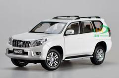 1/18 Dealer Edition Toyota Prado (White) Diecast Car Model