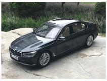 1/18 Dealer Edition BMW G11 7 Series 740i 740e 750i (Grey) Diecast Car Model