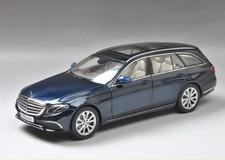 1/18 Dealer Edition Mercedes-Benz MB S213 W213 E-Class E-Klasse Wagon (Blue) Diecast Car Model