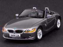 1/18 Ricko BMW Z4 E85 / E86 (Grey) Diecast Car Model