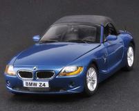1/18 Ricko BMW Z4 E85 / E86 (Blue) Diecast Car Model