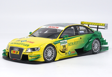 1/18 Dealer Edition Audi Sport Audi A4 DTM Diecast Car Model