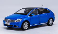 1/18 Dealer Edition BYD DENZA (Blue) Diecast Car Model