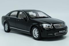 1/18 Dealer Edition Buick Park Avenue (Black) Diecast Car Model