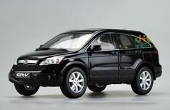 1/18 Dealer Edition 3rd Generation 2007-2011 Honda CR-V CRV (Black) Diecast Car Model