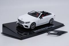 1/43 Dealer Edition Mercedes-Benz MB E-Class E-Klasse Coupe (White) Diecast Car Model
