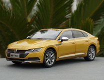 1/18 Dealer Edition Volkswagen VW Arteon / CC (Gold) Diecast Car Model
