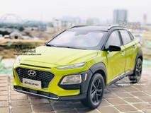 1/18 Dealer Edition Hyundai Encino (Yellow) Diecast Car Model